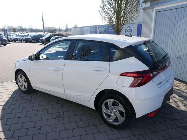 Hyundai i20 - 1.2 Hatchback SELECT * FRESH PARKTRONIC SITZ-& LENKRADHEIZUNG KLIMA START-STOPP