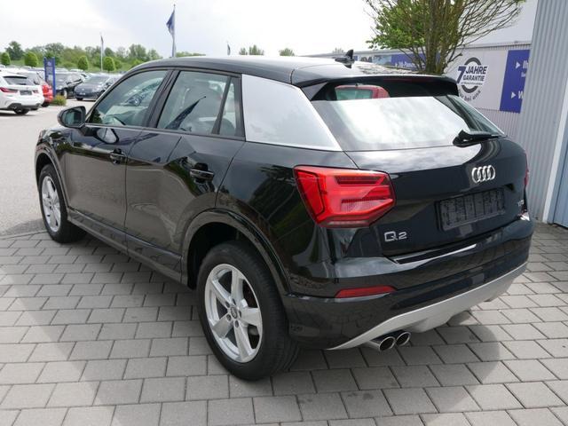 Audi Q2 - 1.4 TFSI CoD SPORT * LED-SCHEINWERFER NAVI PDC SITZHEIZUNG LM-FELGEN 17 ZOLL
