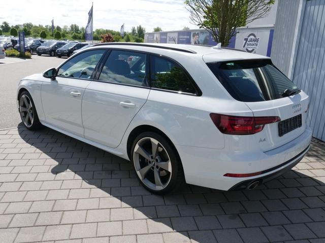 Audi A4 Avant - 2.0 TFSI ULTRA SPORT * S-LINE S-TRONIC 19 ZOLL LED-SCHEINWERFER NAVI
