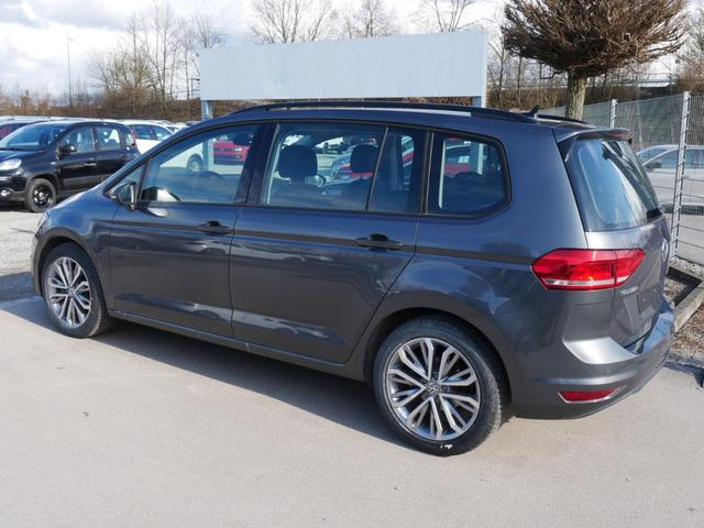 Volkswagen Touran - 2.0 TDI DPF DSG COMFORTLINE * ACC BUSINESS PREMIUM NAVI 7-SITZER PDC SHZG