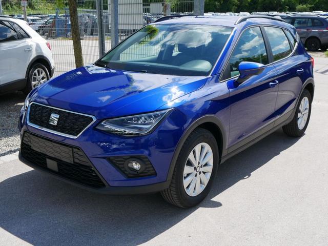 Lagerfahrzeug Seat Arona - 1.0 TSI DSG STYLE   WINTERPAKET VOLL-LED PARKTRONIC SITZHEIZUNG FULL-LINK TEMPOMAT