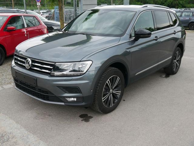 Volkswagen Tiguan Allspace - 2.0 TDI DPF DSG UNITED * ACC AHK NAVI RÜCKFAHRKAMERA PARKLENKASSISTENT
