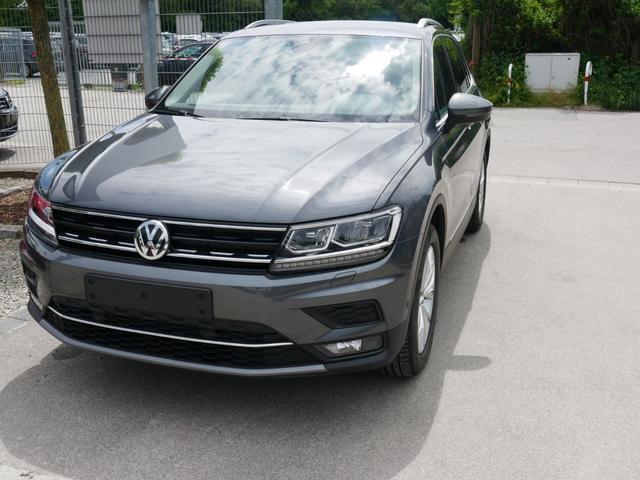 Volkswagen Tiguan - 2.0 TDI DSG 4M HIGHLINE * BUSINESS-PREMIUM-PAKET PARK ASSIST NAVI LED 18 ZOLL