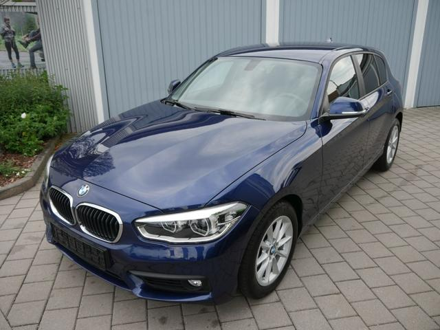 Gebrauchtfahrzeug BMW 1er - 116i ADVANTAGE   BUSINESS-PAKET LED NAVI PARKTRONIC SITZHEIZUNG TEMPOMAT