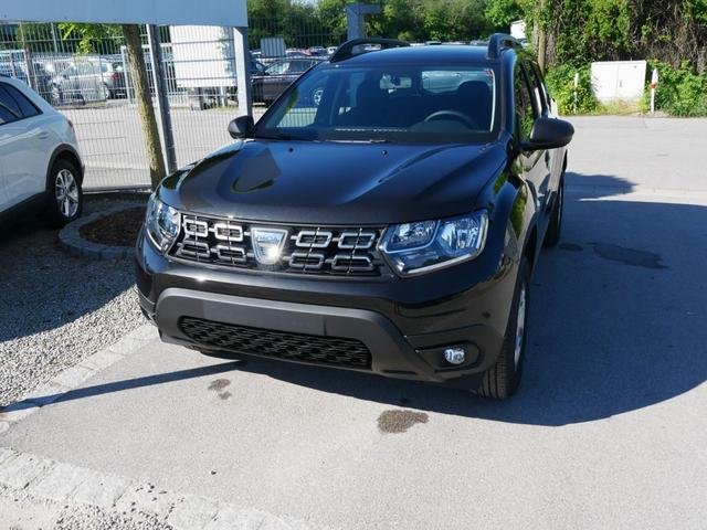 Dacia Duster - TCe 90 COMFORT * PARKTRONIC SITZHEIZUNG TEMPOMAT KLIMA START-& STOPP