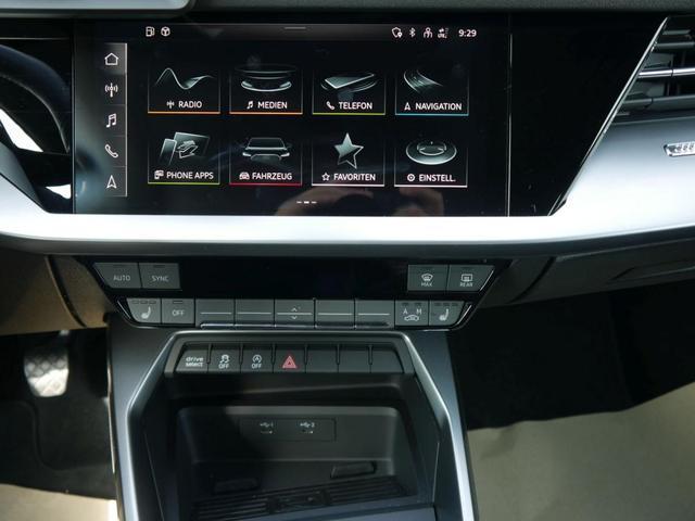 Audi A3 Sportback 30 TFSI INTENSE * NEUES MODELL BUSINESS-PAKET LED NAVI PARKTRONIC SHZG
