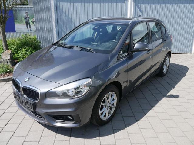 Gebrauchtfahrzeug BMW 2er Coupé - 216d DPF Active Tourer ADVANTAGE   NAVI PARKASSISTENT SHZG TEMPOMAT KLIMAAUTOMATIK