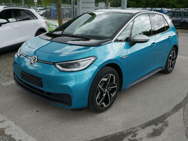 Volkswagen ID.3 - 1st PRO PERFORMANCE * ACC MATRIX LED 19 ZOLL NAVI KAMERA PDC LENKRADHEIZUNG