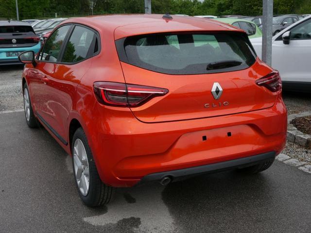 Renault Clio - SCe 65 ZEN * VOLL-LED PARKTRONIC RÜCKFAHRKAMERA SHZG EASY-LINK TEMPOMAT