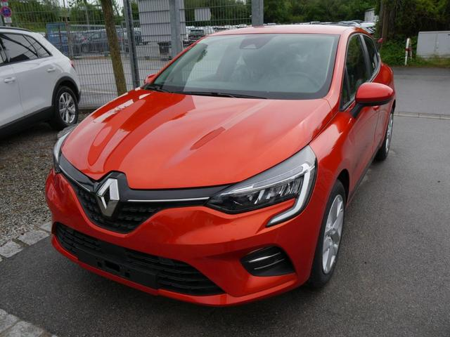 Renault Clio - SCe 90 ZEN * VOLL-LED PARKTRONIC RÜCKFAHRKAMERA SHZG EASY-LINK TEMPOMAT