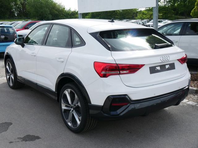 Audi Q3 Sportback - 35 TFSI CoD S-TRONIC * ACC ASSISTENZPAKET 20 ZOLL LED MMI NAVI PLUS