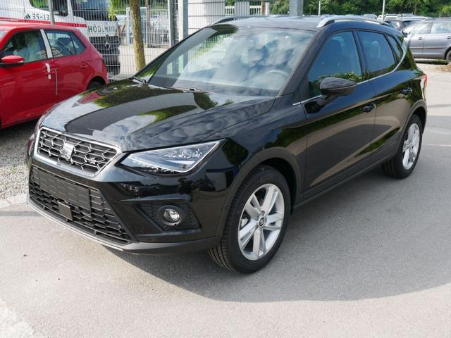 Lagerfahrzeug Seat Arona - 1.0 EcoTSI FR   ACC FAHRASSISTENZ-PAKET VOLL-LED NAVI PARK ASSIST