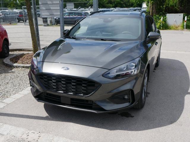 Vorlauffahrzeug Ford Focus Turnier - 1.5 EcoBoost AUTOMATIC ST-LINE   LED NAVI RÜCKFAHRKAMERA LENKRAD-& FRONTSCHEIBENHEIZUNG