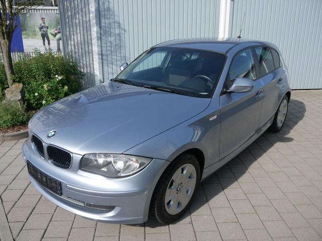 Gebrauchtfahrzeug BMW 1er - 118i ADVANTAGE-& KOMFORT-PAKET   PARKTRONIC SITZHEIZUNG NEBELSCHEINWERFER