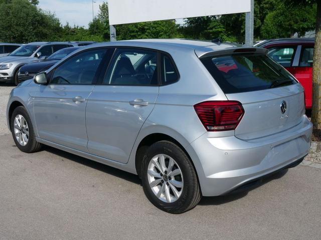 Volkswagen Polo - 1.0 TSI HIGHLINE * PARKTRONIC SITZHEIZUNG KLIMA NEBELSCHEINWERFER 15 ZOLL