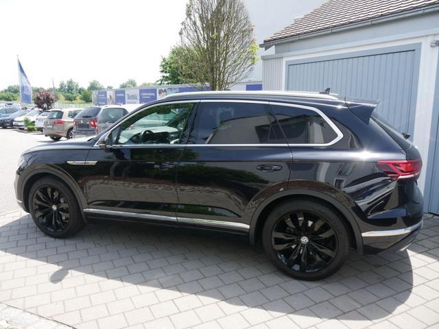 Volkswagen Touareg - 3.0 V6 TDI SCR 4M * AHK INNOVISION COCKPIT 21 ZOLL LUFTFAHRWERK LEDERPAKET