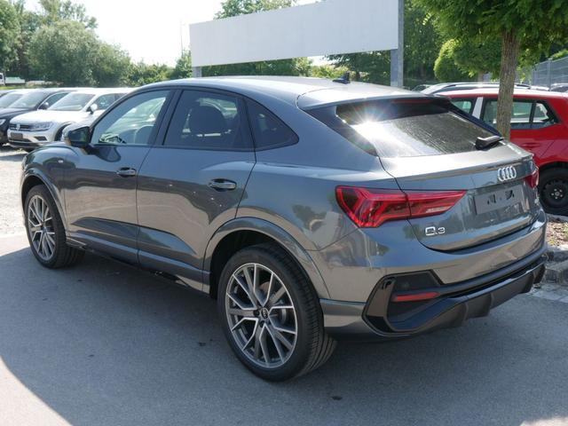 Audi Q3 Sportback - 40 TDI DPF S TRONIC QUATTRO S-LINE * PANORAMA ASSISTENZPAKET MATRIX-LED 20 ZOLL UMGEBUNGSKAMERAS