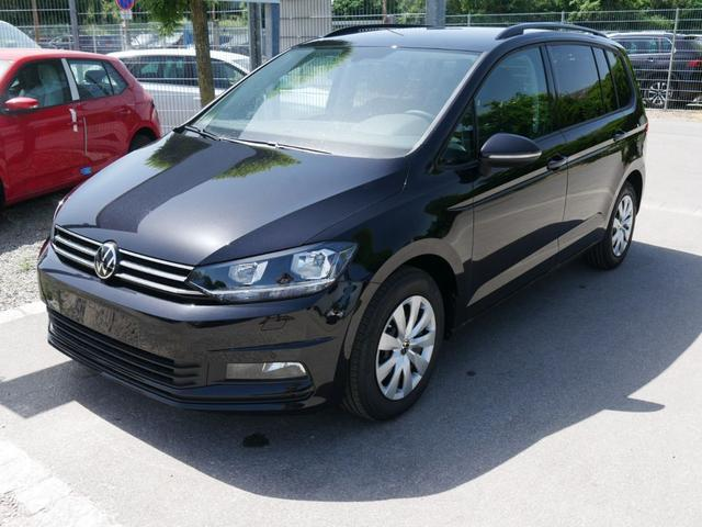 Volkswagen Touran - 1.5 TSI ACT COMFORTLINE   ACC WINTERPAKET KAMERA PDC SHZG APP-CONNECT Vorlauffahrzeug