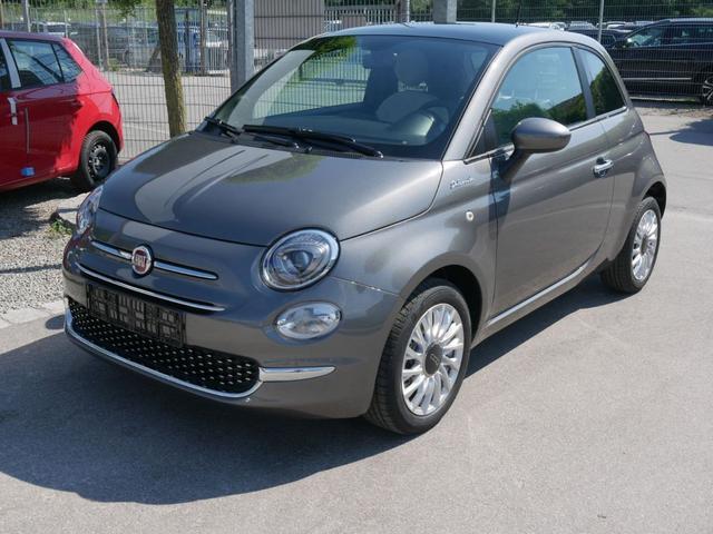 Fiat 500 - Hybrid 1.0 GSE DOLCEVITA * GLASDACH NAVI PARKTRONIC TEMPOMAT KLIMAAUTOMATIK