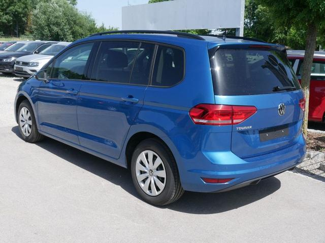 Volkswagen Touran - 1.5 TSI ACT COMFORTLINE * ACC WINTERPAKET KAMERA PDC SHZG APP-CONNECT