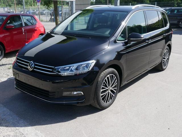 Volkswagen Touran - 1.5 TSI ACT DSG HIGHLINE   ACC WINTERPAKET LED NAVI PDC KAMERA SHZG Vorlauffahrzeug kurzfristig verfügbar
