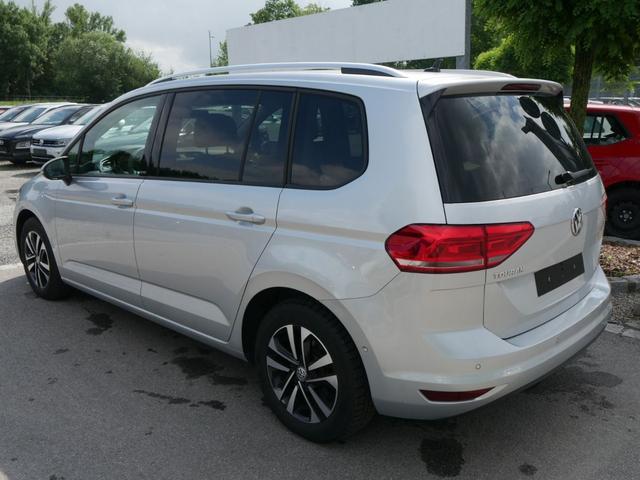 Volkswagen Touran - 1.5 TSI ACT UNITED * ACC NAVI PARK ASSIST SITZHEIZUNG 7-SITZER KLIMAAUTOMATIK