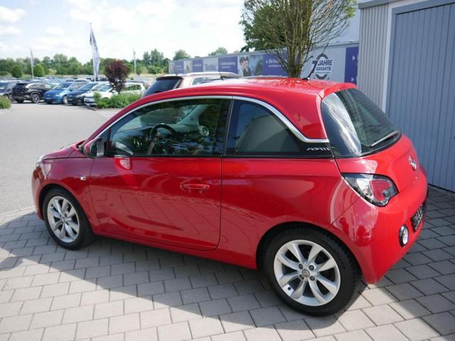 Opel Adam - 1.0 JAM ecoFLEX * KLIMA START & STOPP LM-FELGEN 16 ZOLL