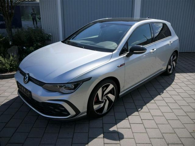 Volkswagen Golf - VIII 2.0 TSI DSG GTI * ACC WINTERPAKET PANORAMA MATRIX-LED NAVI SITZ-& LENKRADHEIZUNG