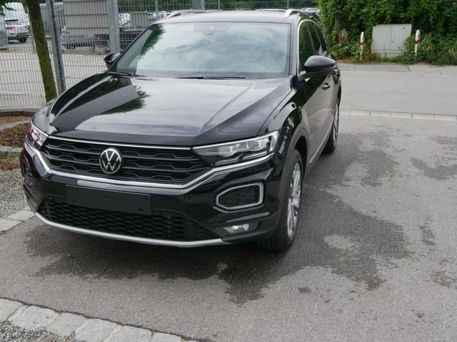 Volkswagen T-Roc - 2.0 TDI DPF DSG UNITED   ACC AHK LED NAVI KAMERA PDC SHZG 18 ZOLL Gebraucht, Jung & Jahreswagen