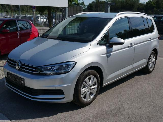 Volkswagen Touran - 2.0 TDI DPF DSG * COMFORTLINE MARATON EDITION AHK ACC LED NAVI FRONTSCHEIBENHEIZUNG