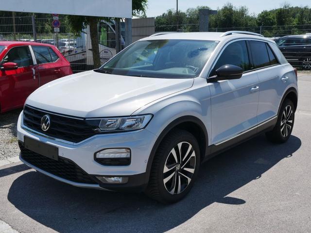 Volkswagen T-Roc - 1.5 TSI ACT UNITED * ACC AHK NAVI PARKLENKASSISTENT SITZHEIZUNG 17 ZOLL