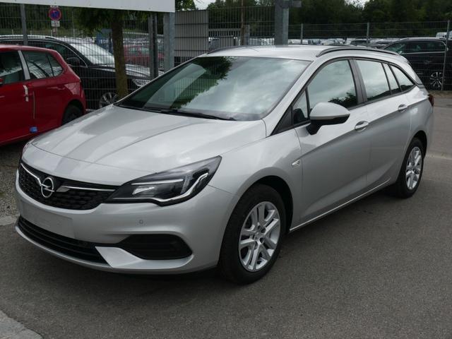 Opel Astra Sports Tourer - ST 1.5 Diesel EDITION * PARKTRONIC TEMPOMAT KLIMA SMARTPHONE-INTEGRATION