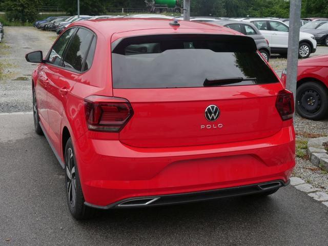 Volkswagen Polo - 1.5 TSI ACT DSG HIGHLINE * R-LINE EXTERIEUR ACC LED KAMERA PDC SHZG APP-CONNECT
