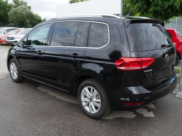 Volkswagen Touran - 1.5 TSI ACT DSG HIGHLINE * ACC AHK NAVI 7-SITZER PARKTRONIC SITZHEIZUNG