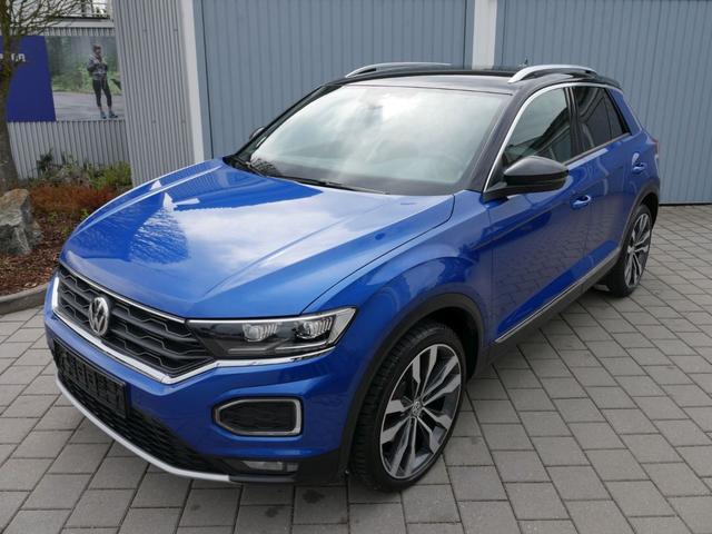 Volkswagen T-Roc - 2.0 TSI DSG SPORT 4MOTION * WINTER-& FAHRERASSISTENZPAKET PLUS LED NAVI 19 ZOLL