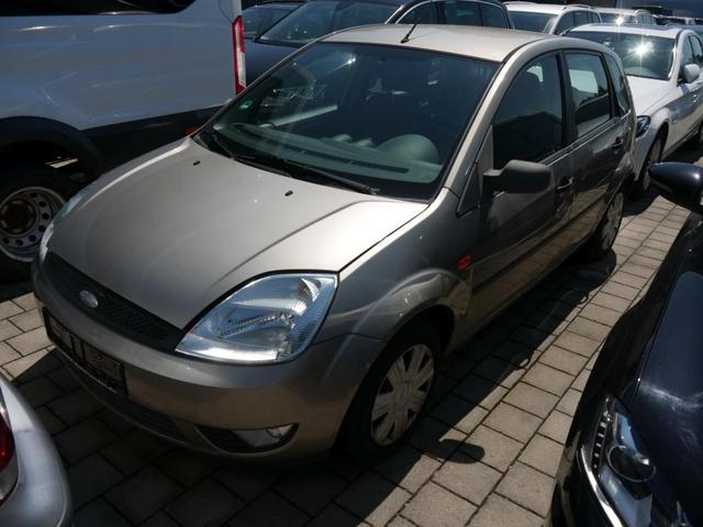 Gebrauchtfahrzeug Ford Fiesta - 1.4 16V TREND   KLIMA