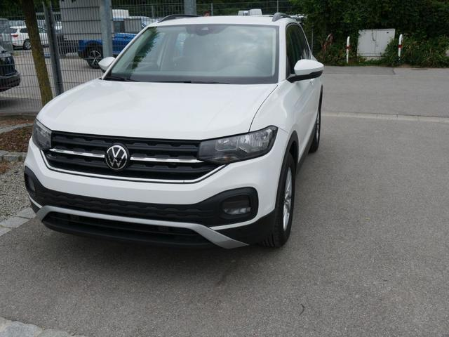 Volkswagen T-Cross - 1.0 TSI DSG LIFE * WINTERPAKET PARKTRONIC SITZHEIZUNG APP-CONNECT KLIMA 16 ZOLL