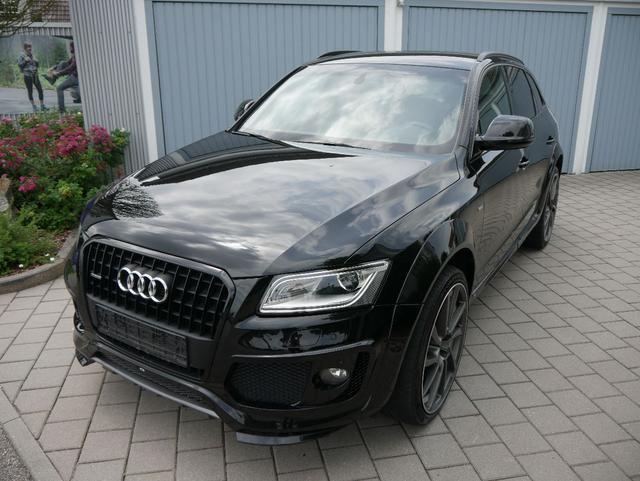 Gebrauchtfahrzeug Audi Q5 - 2.0 TDI DPF ABT   S-LINE QUATTRO S-TRONIC AHK 22 ZOLL NAVI XENON PDC SHZG