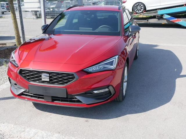 Lagerfahrzeug Seat Leon - ST 1.5 TSI ACT FR   WINTERPAKET VOLL-LED NAVI PARKLENKASSISTENT LENKRADHEIZUNG