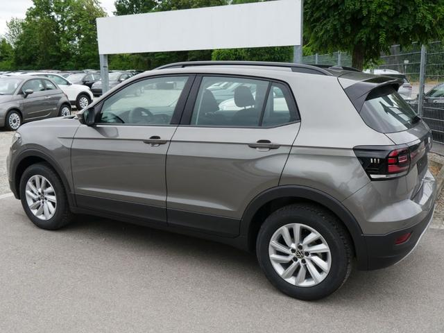 Volkswagen T-Cross - 1.0 TSI DSG LIFE * AHK WINTERPAKET PARKTRONIC SITZHEIZUNG APP-CONNECT KLIMA 16 ZOLL