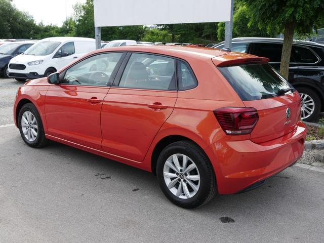 Volkswagen Polo - 1.0 TSI HIGHLINE * PDC APP-CONNECT SHZG TEMPOMAT KLIMAAUTOMATIK 15 ZOLL