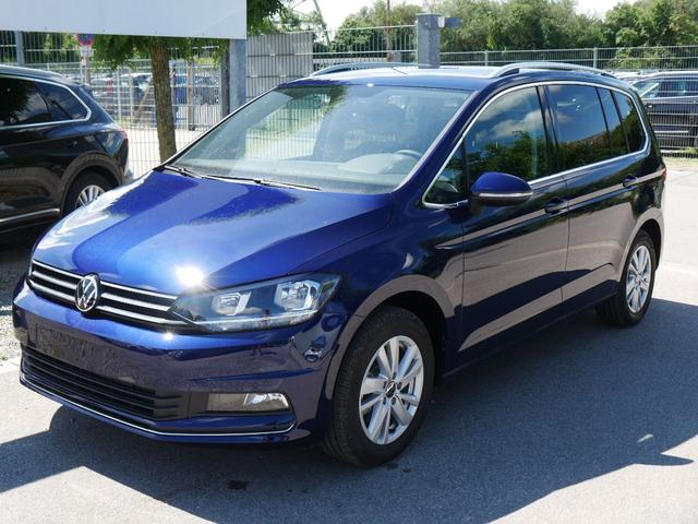 Volkswagen Touran - 1.5 TSI ACT DSG HIGHLINE   ACC AHK NAVI 7-SITZER PARKTRONIC SITZHEIZUNG Vorlauffahrzeug