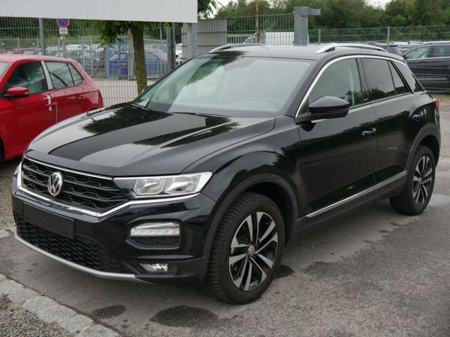 Volkswagen T-Roc - 1.5 TSI ACT UNITED * ACC AHK NAVI PARK ASSIST SITZHEIZUNG KLIMAAUTOMATIK