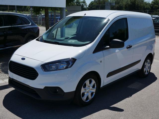 Ford Transit - Courier 1.5 TDCi TREND * KLIMA NEBELSCHEINWERFER START-& STOPP SCHIEBETÜR