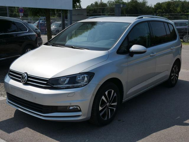 Volkswagen Touran - 1.5 TSI ACT DSG UNITED * ACC NAVI PARK ASSIST SITZHEIZUNG 7-SITZER KLIMAAUTOMATIK