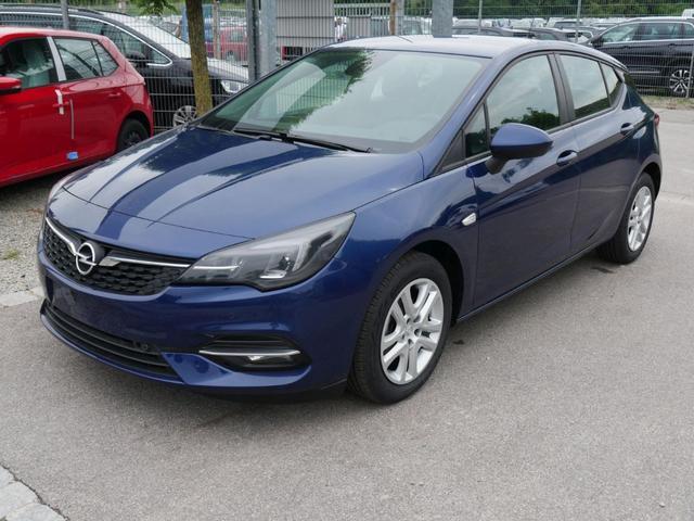 Opel Astra - 1.2 Direct Injection Turbo EDITION * PARKTRONIC TEMPOMAT KLIMA START-& STOPP 16 ZOLL