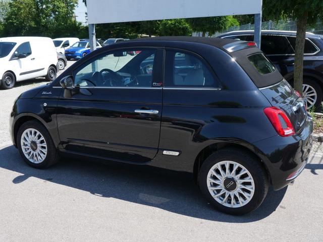 Fiat 500C - Hybrid 1.0 GSE DOLCEVITA * PARKTRONIC TEMPOMAT KLIMA LINK-SYSTEM 15 ZOLL NSW