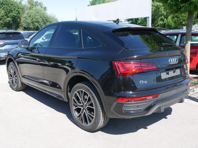 Audi Q5 - SPORTBACK 40 TDI DPF S TRONIC QUATTRO S-LINE * ASSISTENZPAKET STADT-& TOUR PANORAMA MATRIX-LED BANG & OLUFSEN