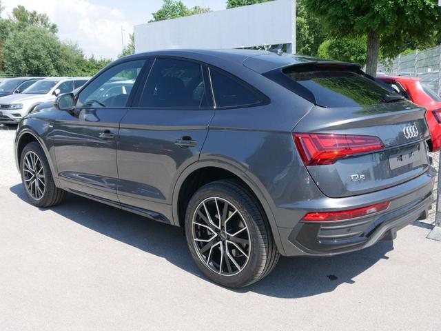 Audi Q5 Sportback - 40 TDI DPF S TRONIC QUATTRO S-LINE * ASSISTENZPAKET STADT-& TOUR PANORAMA MATRIX-LED BANG & OLUFSEN