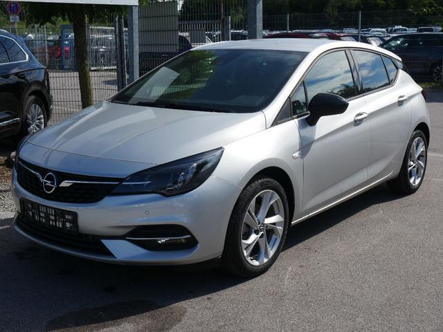 Lagerfahrzeug Opel Astra - 1.2 Direct Injection Turbo GS LINE   LED NAVI KAMERA PDC SITZ-& LENKRADHEIZUNG